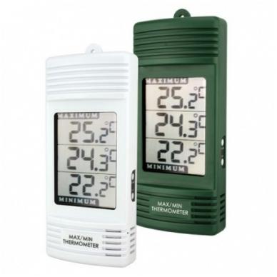 Termometras max/min funkcija ETI 810-120