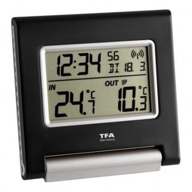Termometras su belaide stotele SPOT TFA 30.3030.IT (Pagamintas Vokietijoje!)