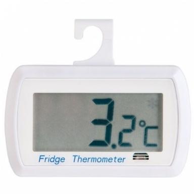Termometras šaldytuvams su maisto saugos zonos indikatoriumi ETI 810-241