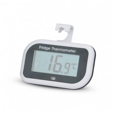 Šaldytuvo termometras su maisto saugos zonos indikatoriumi ETI