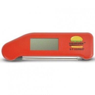 Profesionalus termometras mėsainiams su METROLOGINE PATIKRA Thermapen ETI 231-140 2