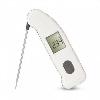 IR bekontaktis termometras su zondu SU METROLOGINE PATIKRA Thermapen IR ETI 228-065 (nuo -49.9°C iki 299.9°C)