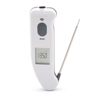 IR bekontaktis termometras su zondu SU METROLOGINE PATIKRA Thermapen IR ETI 228-065 (nuo -49.9°C iki 299.9°C) 2